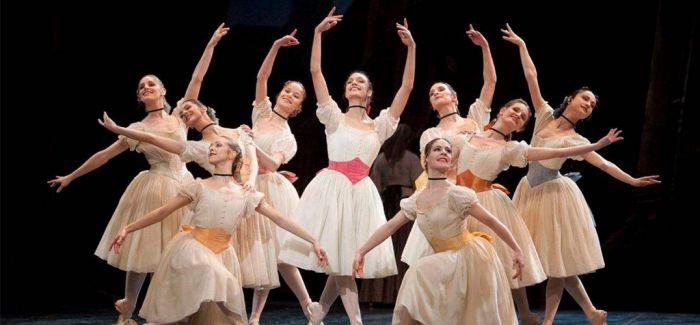 芭蕾舞剧《葛蓓莉亚》美和优雅的结合