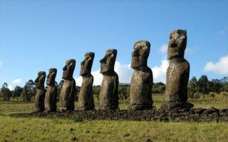 """智利VS大英博物馆:千年雕像之""""争"""""""