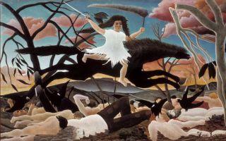 亨利·卢梭:愿我九十岁还能像孩子一样画画