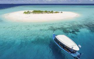 """马尔代夫 它不是""""一个岛"""""""