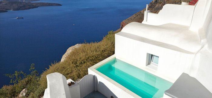 """去希腊 住进""""酸奶""""里"""