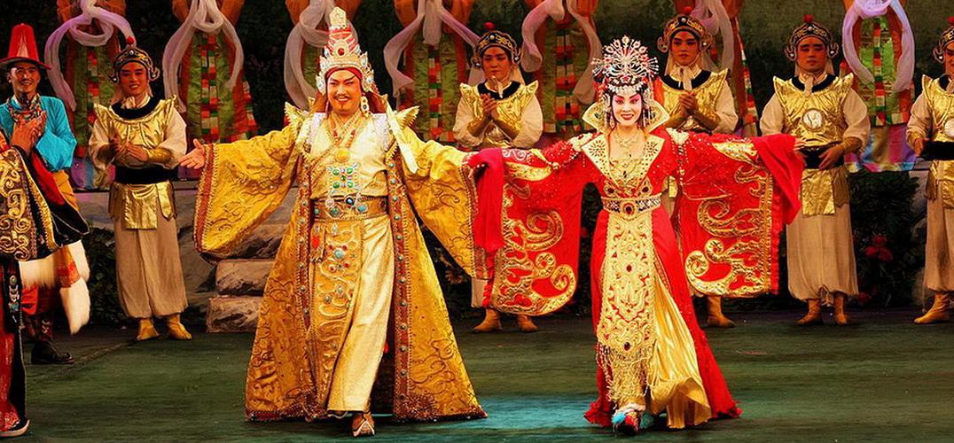藏戏《松赞干布》开启青藏甘川四省藏区巡演