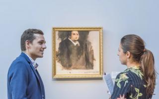 全球首次AI画作大型拍卖会开启