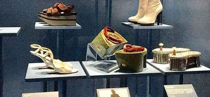 英国博物馆《鞋履:乐与苦展览》三里屯太古里展出