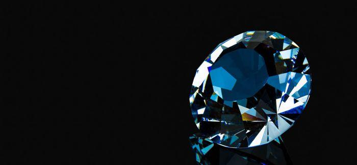 蓝钻起源于远古深海