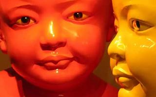 """松美术馆:雕塑与你""""感同身受"""""""