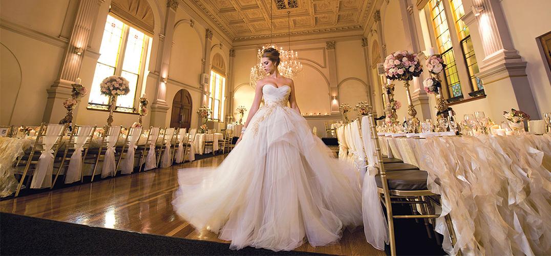 新娘的魅力风采=婚礼新潮头饰