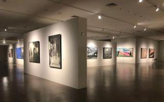 中国油画双年展 用画作讲故事
