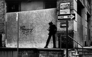 """""""影人""""理查德·汉伯顿的街头人生"""