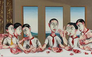 特朗普政府拟对中国艺术品征收关税