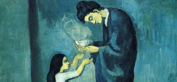 泰特现代美术馆首次举办毕加索个展