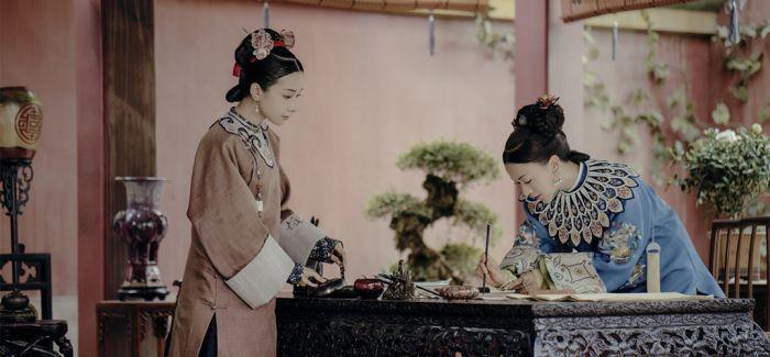 清宫剧带火小众中国风服饰审美