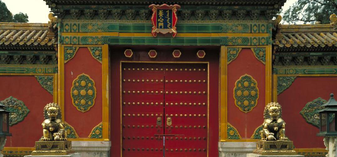 """故宫聘19名匠人""""试水""""古建修缮"""