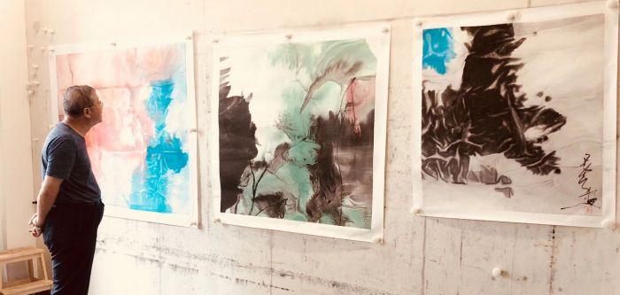 阳关三叠李可染画院——唐双宁百幅捐赠作品展前言