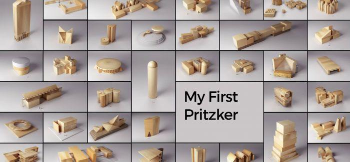 """建筑师""""最初的梦想""""——用积木盖房子"""