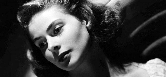 英格丽·褒曼 疯狂的美