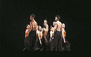舞剧《浮流》刻画移民城市情感交集