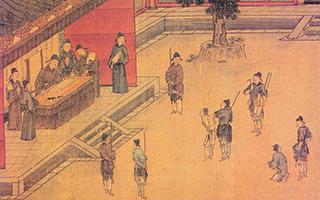 文艺复兴时期的欧洲与中国的宋代
