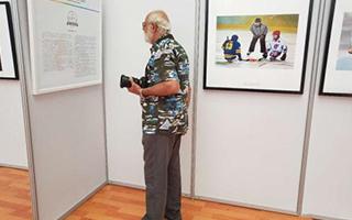 国际摄影文化节开幕 奈曼旗受瞩目