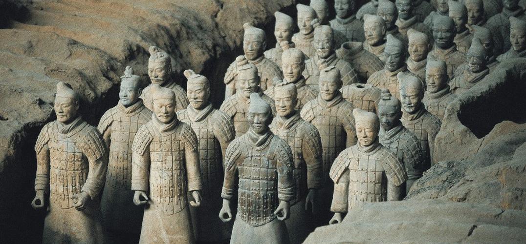 """中国各地博物馆的""""镇馆之宝"""""""