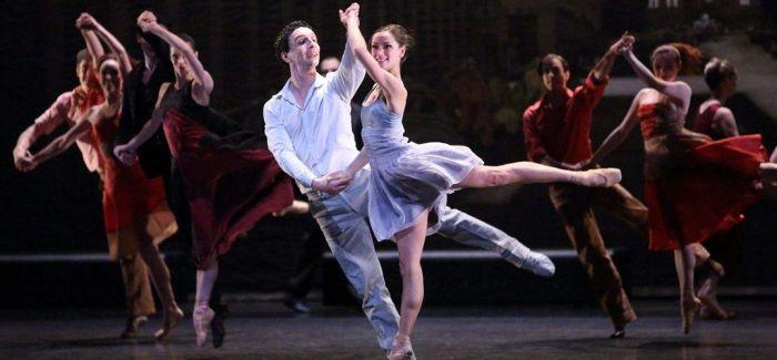 瑞士日内瓦大剧院携《罗密欧与朱丽叶》为舞蹈节揭幕