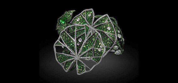 金属钛 让珠宝更具科技感
