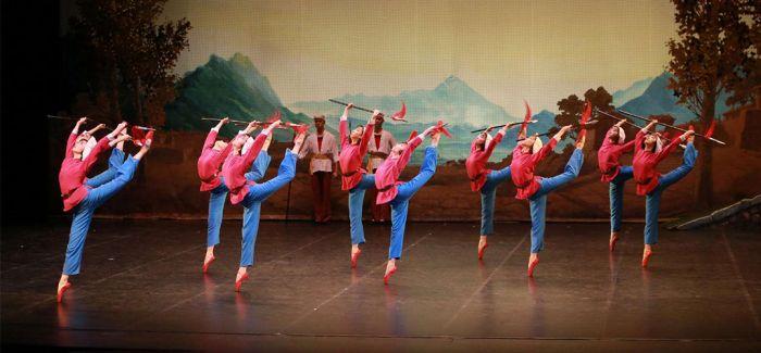 刚柔并济 芭蕾舞剧《闪闪的红星》即将登台