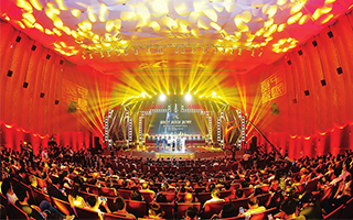 助力华语电影新生力量 第十四届长春电影节开幕