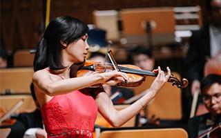 斯特恩国际小提琴比赛闭幕 美籍华人摘得桂冠