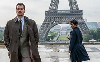 跟着《碟中谍6》漫步在巴黎街头