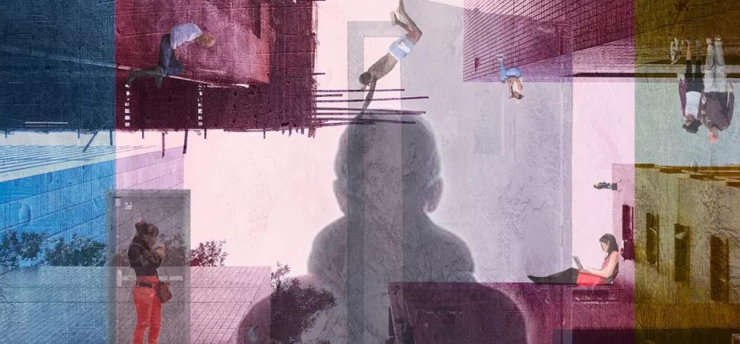 港澳内地三处艺术家 涉及城市间的触觉