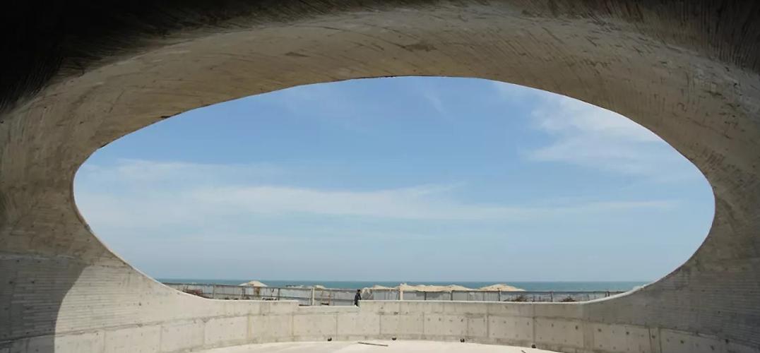 形如沙丘 UCCA 北戴河开新馆