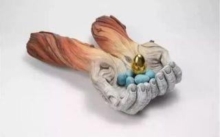 仿生雕塑 让陶瓷重生
