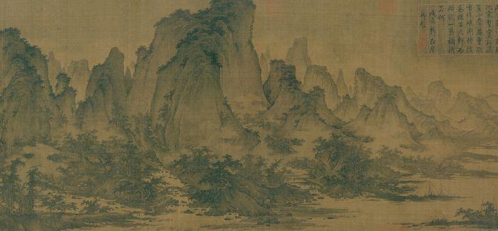 在日本冈山遇见中国山水意境