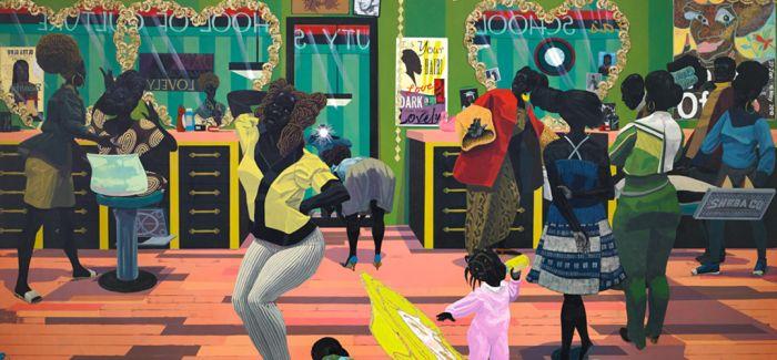 说到黑人艺术家 除了巴斯奎特你还会想到谁