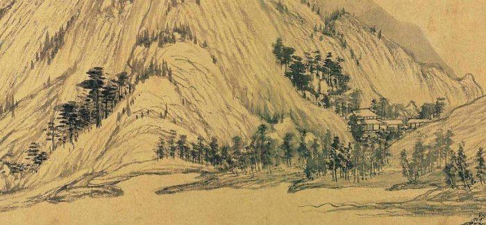 """中国画中的""""气"""""""