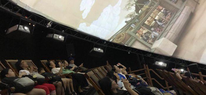 动起来的《清明上河图》启动世界巡展 明春首站香港