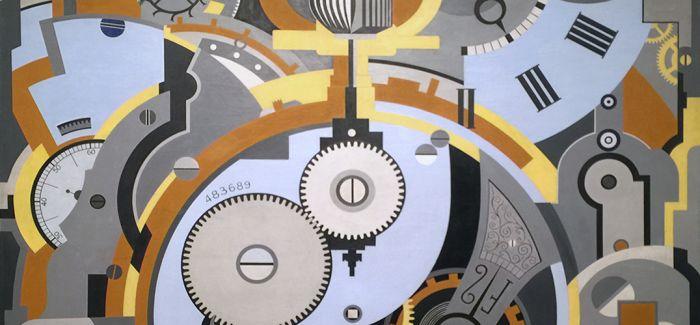 """美国的""""机器崇拜""""时代"""