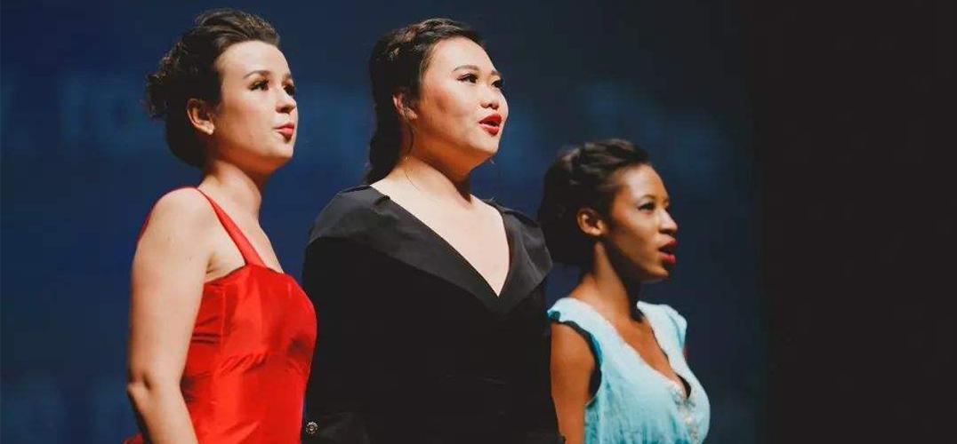 """iSING!国际青年歌唱家艺术节""""唱响""""上海"""