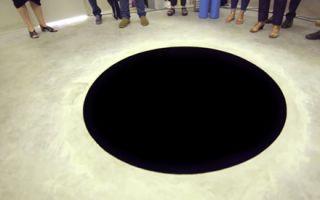 葡萄牙博物馆展出黑洞