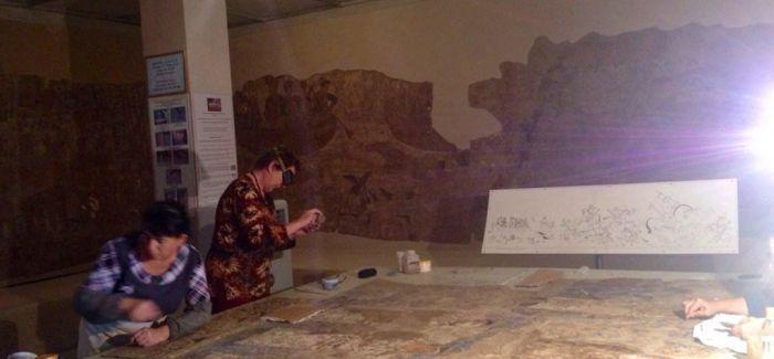 考古表明:曾有多个人群先后在拉哈特遗址区域生活过