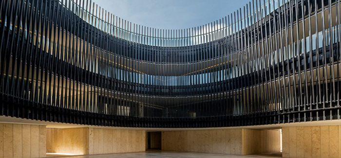 墨西哥音乐宫 用当代建筑衬托周边历史建筑