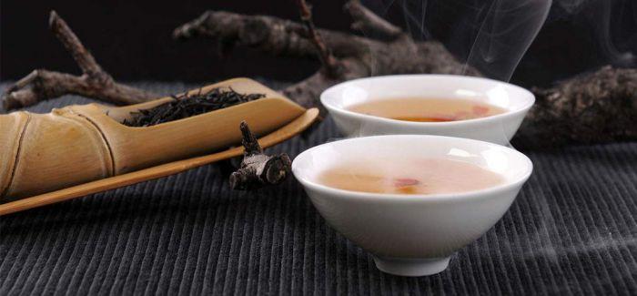 武夷山红茶:松烟香 桂圆味