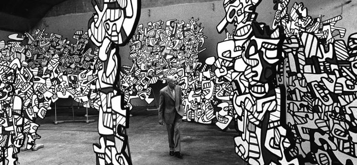 让·杜布菲:原生艺术的珍贵