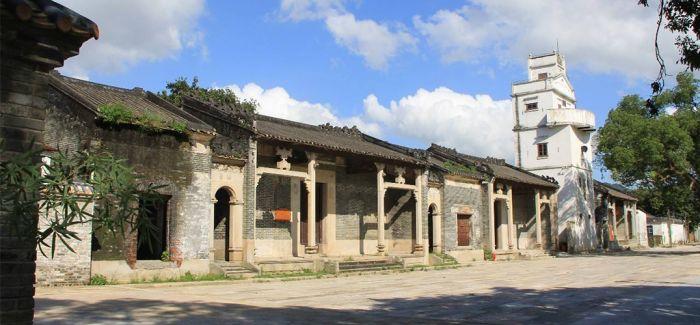 岐澳古道 近代中国开眼看世界的前沿阵地