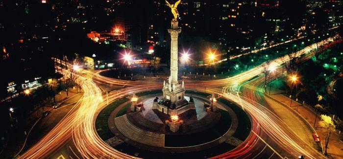 """""""世界设计之城"""" 墨西哥城的""""翻身仗"""""""
