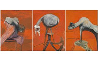 法国蓬皮杜艺术中心将举办弗朗西斯·培根回顾展