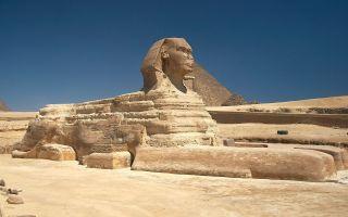 埃及卢克索地区发现大型斯芬克斯像