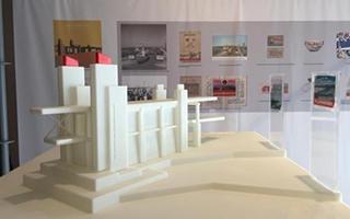 《南京长江大桥记忆计划》参展伦敦设计展