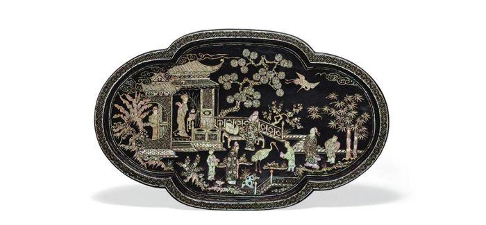 """12件私人珍藏漆器上拍""""中国瓷器及工艺精品""""秋拍"""